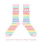 K-12 + Rainbow Socks: