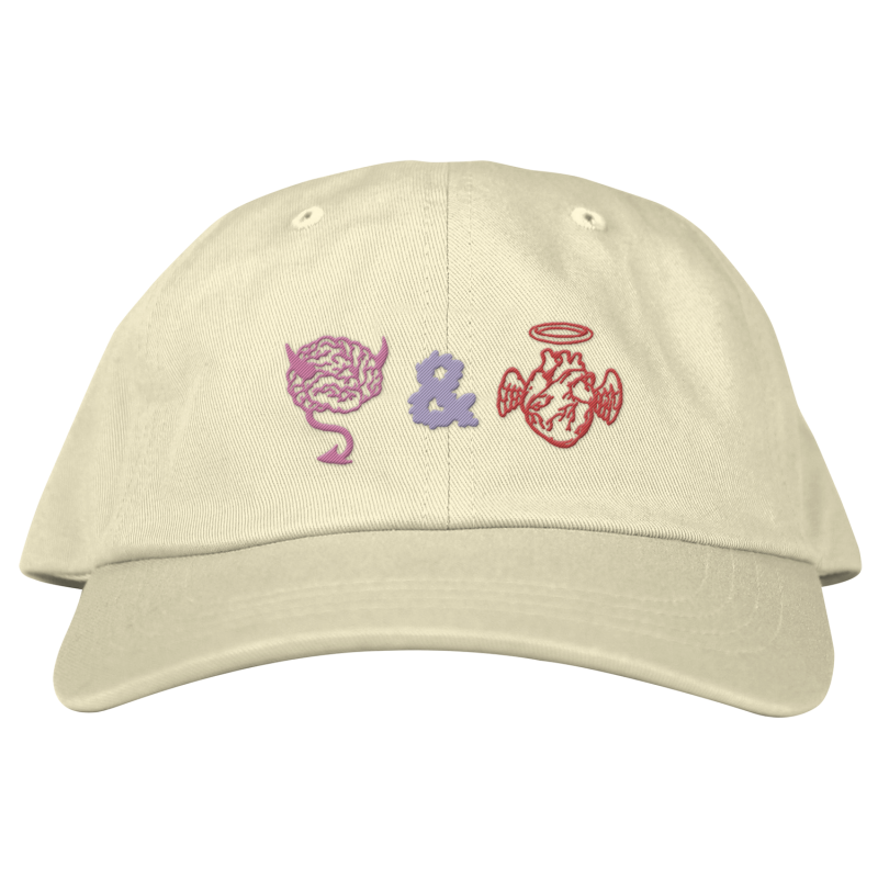 Brain & Heart Hat
