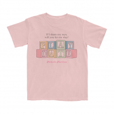 Play Date Blocks T-Shirt (Apparel)