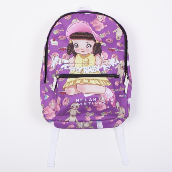 Melanie Martinez Crybaby Purple Back Pack