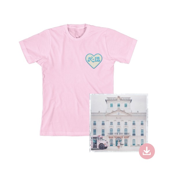 BABY PINK K-12 T-Shirt Bundle
