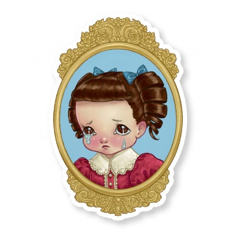 Melanie Martinez Cameo Sticker