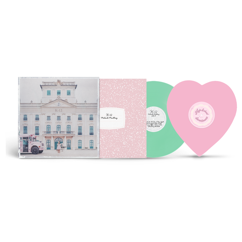 K-12 (Exclusive Mint Colored Vinyl)