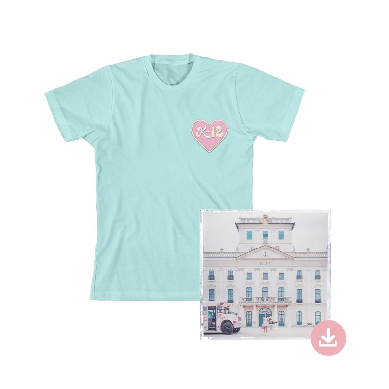 MINT GREEN K-12 T-Shirt Bundle