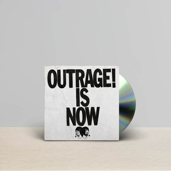 DEATH FROM ABOVE 1979 Outrage! Is Now CD
