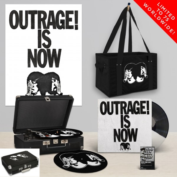 Death From Above 1979 Outrage! Ultimate Turntable Bundle