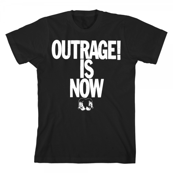Death From Above 1979 Outrage! Is Now T-shirt