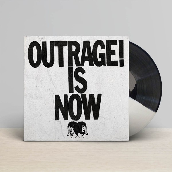 Outrage! Is Now Exclusive Coloured Vinyl