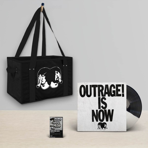 Death From Above 1979 Record Bag Bundle