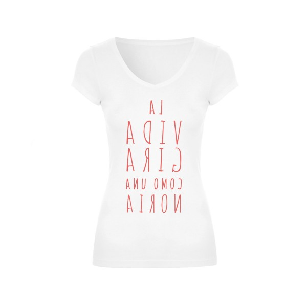 La Vida Gira Ladies T-Shirt