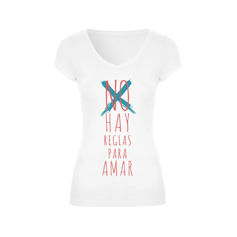 No Hay Reglas Ladies T-Shirt