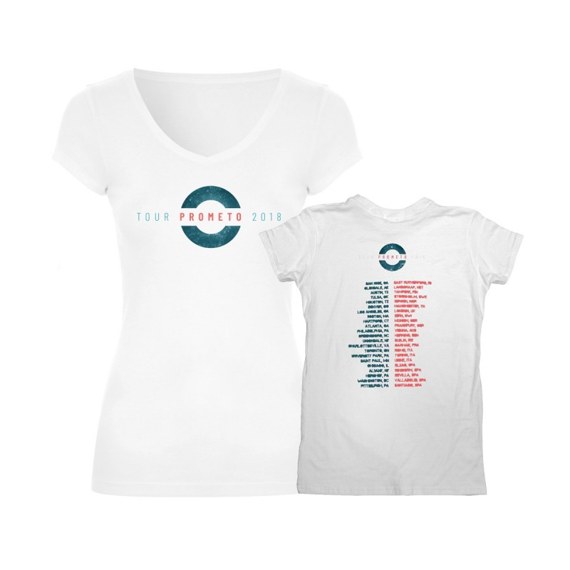 2018 Ladies Tour T-Shirt