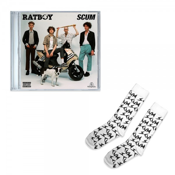 Regular SCUM CD Bundle