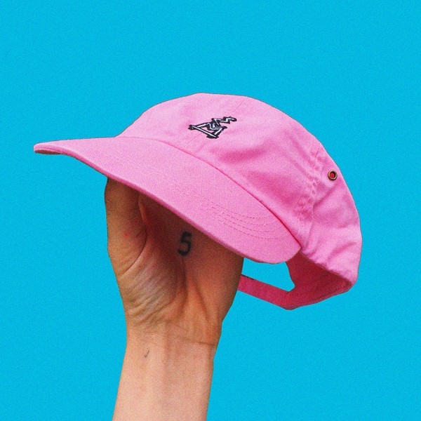 Rat Boy Pink Cap 1
