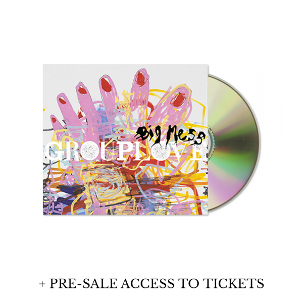 Grouplove Big Mess CD Album