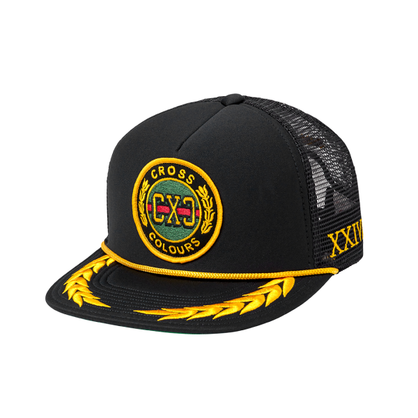 24K CxC Trucker Cap (Black)