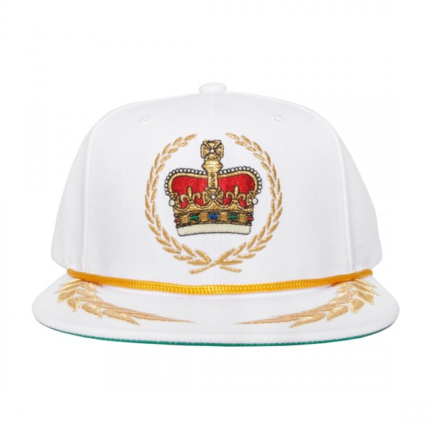 Mitchell & Ness Hat (White)