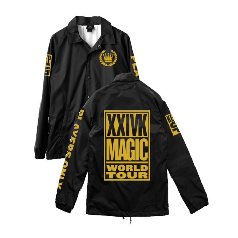 WORLD TOUR JACKET