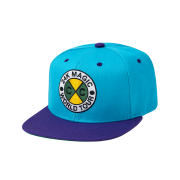24K CxC World Tour Snapback (Teal)