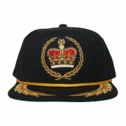 Mitchell & Ness Hat (Black)