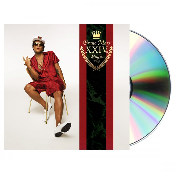 24k Magic CD