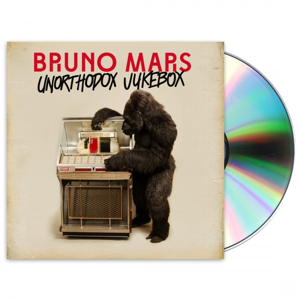 Unorthodox Jukebox CD