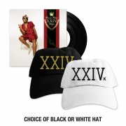 24K Magic Vinyl + Hat