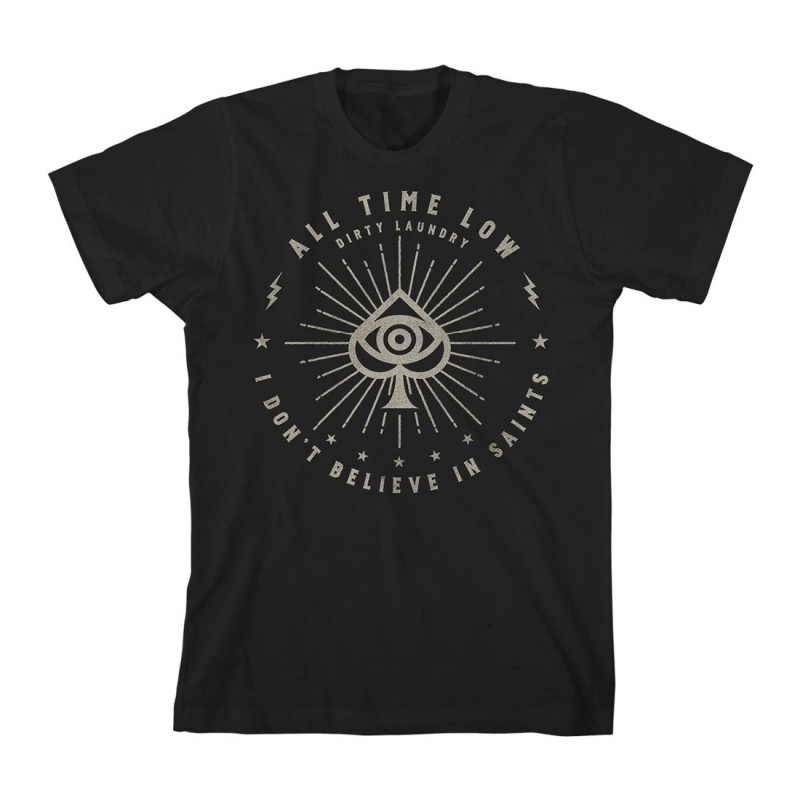 All Time Low Dirty Laundry T-Shirt