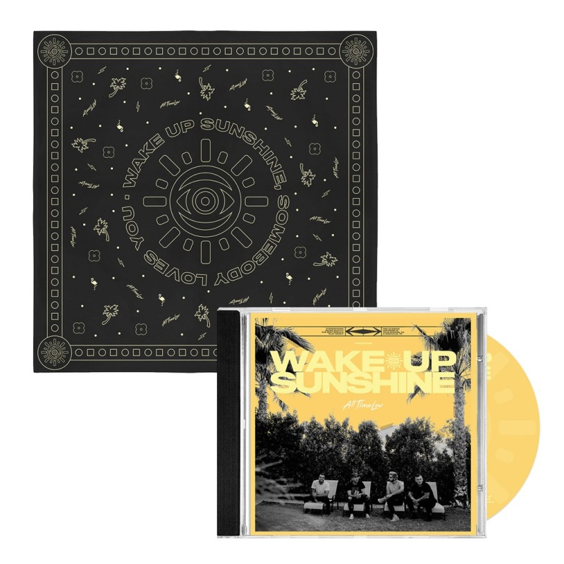 Wake Up Bandana + CD