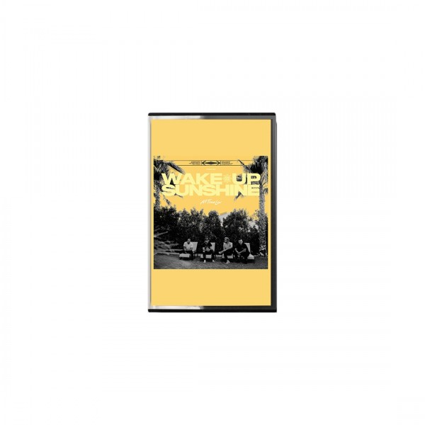 Wake Up, Sunshine Cassette Set Cream + Yellow