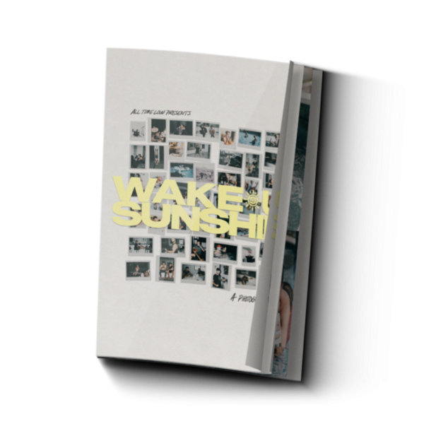 Wake Up, Sunshine Photo Book (Default)