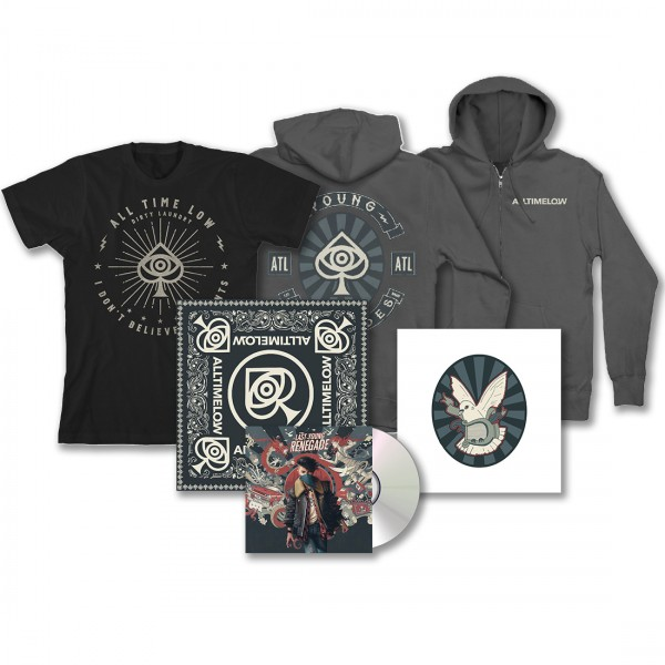 Dirty Laundry Ultimate CD Bundle