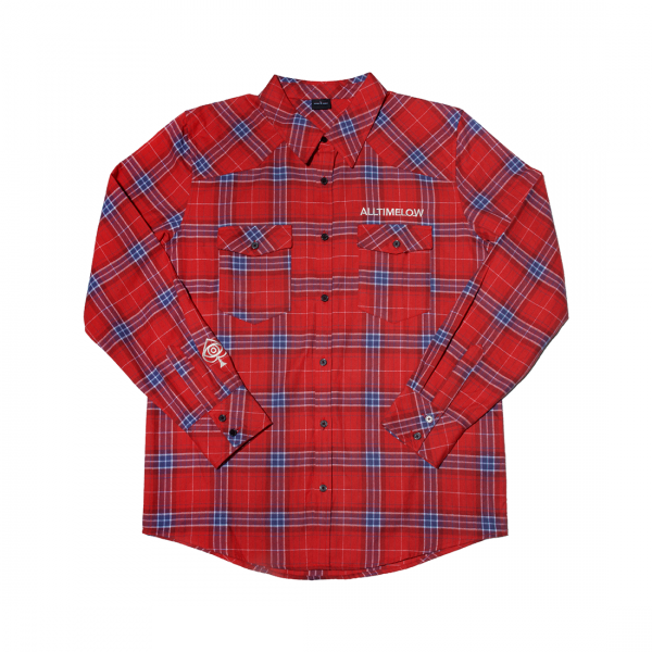 All Time Low Vintage Flannel