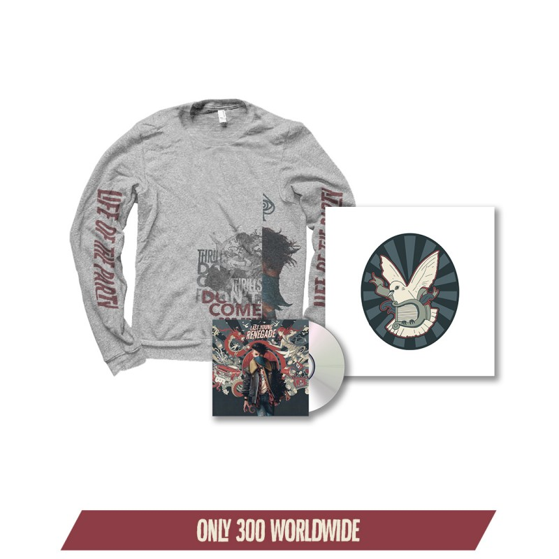 ALL TIME LOW Life of the Party Limited Edition CD Bundle