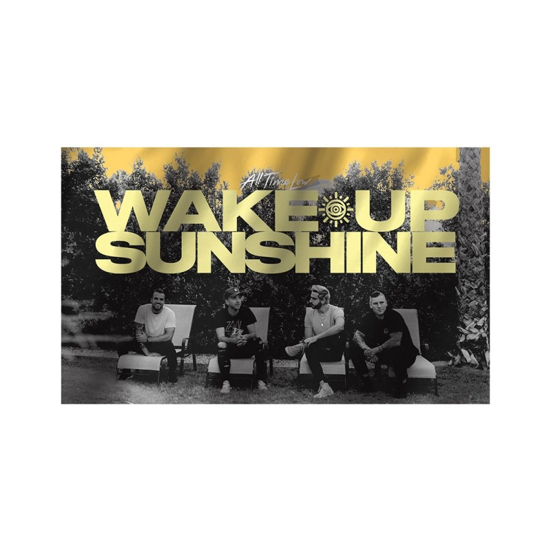 Wake Up, Sunshine Flag