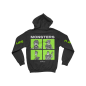 Monsters Square Hoodie (Apparel)