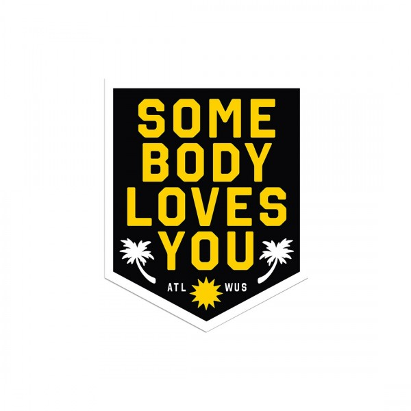 Somebody Loves You Pennant (Default)