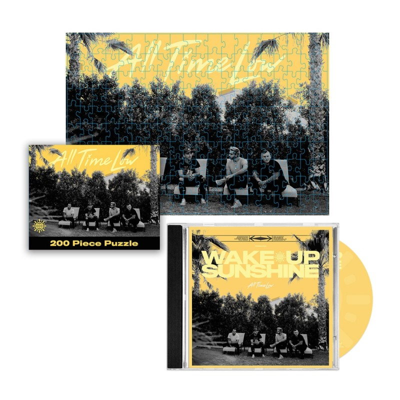 Wake Up Puzzle + CD (Bundle)