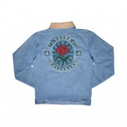 All Time Low Rose Collectable Denim Jacket