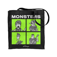 Monsters Tote