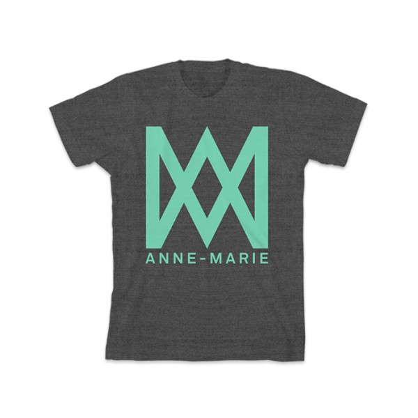 AM Logo Dark Heather T-Shirt
