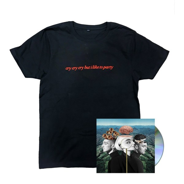 Deluxe CD and T-shirt