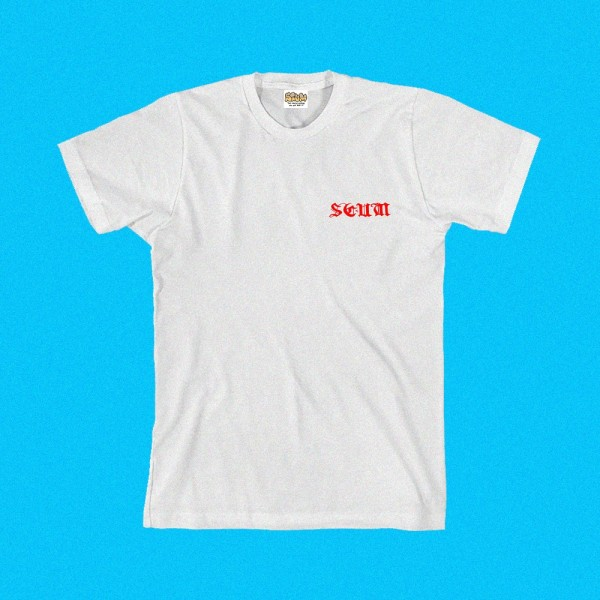 Scum Pocket Logo T-Shirt