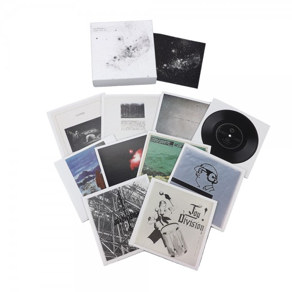 Joy Division +- (plus minus) 10CD Boxset