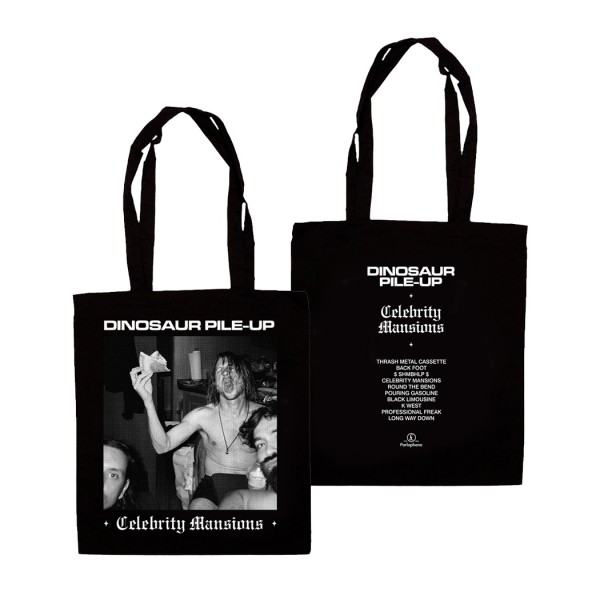 Celebrity Mansions Tote