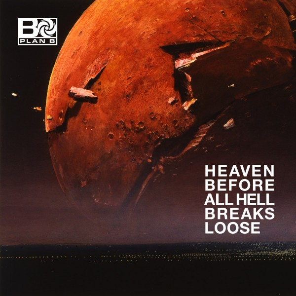 Heaven Before All Hell Breaks Loose Vinyl - Plan B