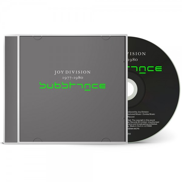 Joy Division | Substance CD (expanded edition)