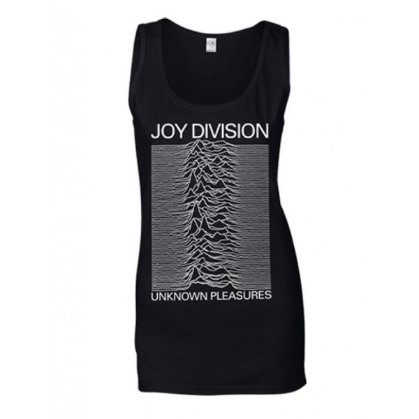 Unknown Pleasures Tank Top