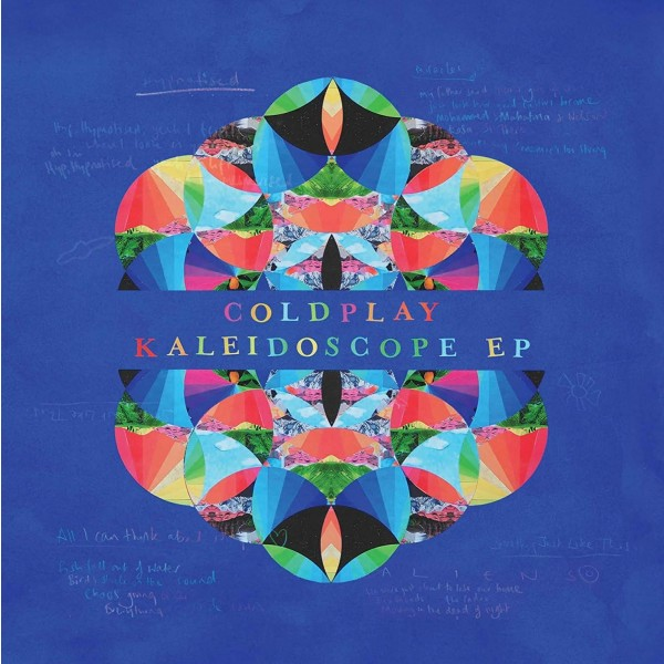 Kaleidoscope EP CD