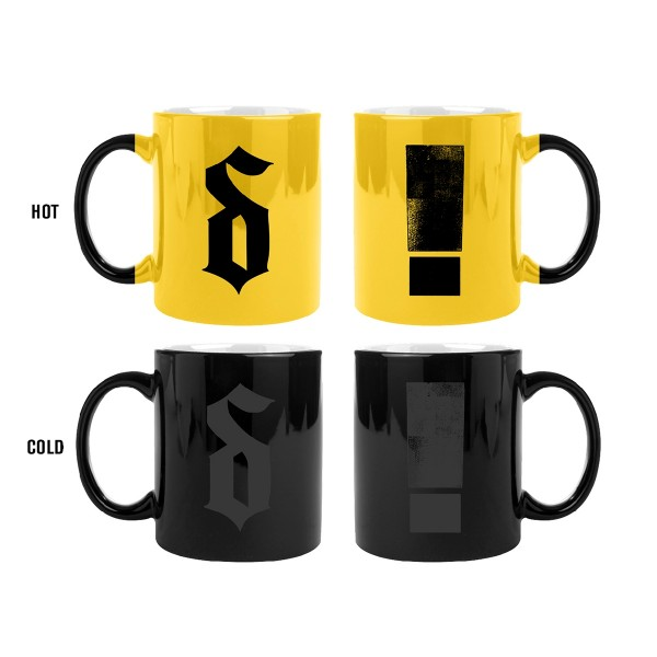 SD Attention Color Change Mug